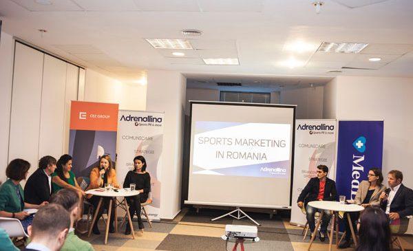 Se lansează Bune practici corporate: top proiecte marketing & CSR prin sport