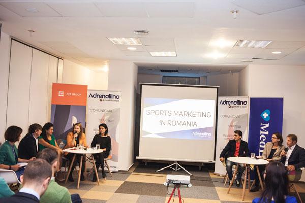 Sports Marketing in Romania