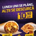 Taco Bell Monday Offer