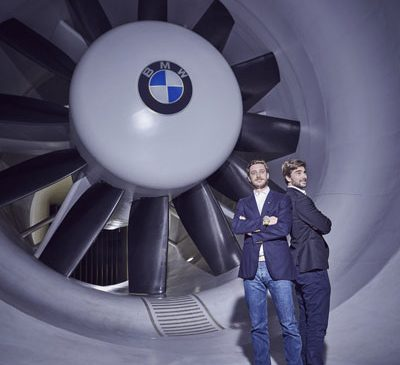 Non-stop în jurul lumii cu tehnologie BMW