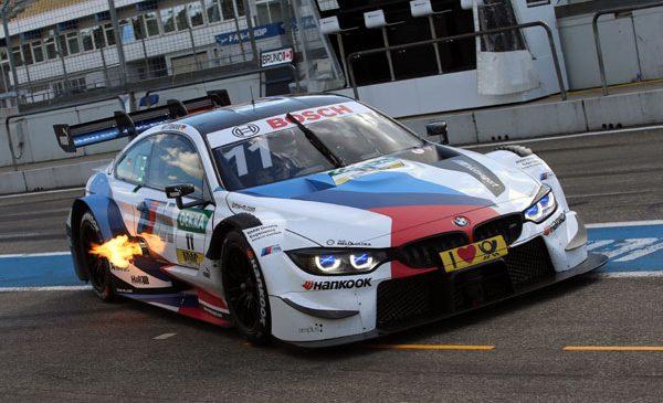 Viteză bună, peste 1.500 de tururi şi un program încărcat: pregătiri intense pentru BMW M Motorsport la testul DTM de la Hockenheim