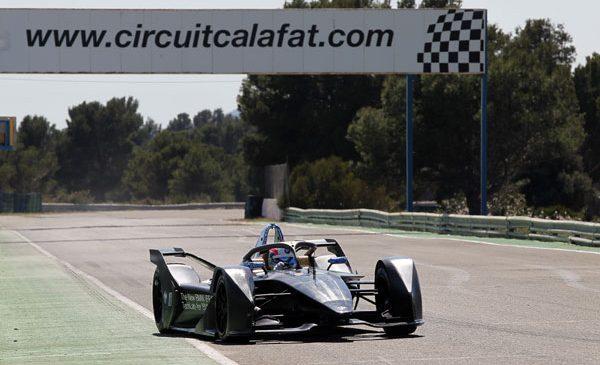 Calafat a găzduit testele pentru noul monopost electric BMW i Motorsport