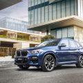 The BMW X3 China