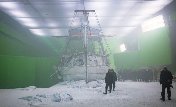 """Navele sunt atacate în cel mai nou episod din """"The Terror"""", difuzat pe 12 aprilie, de la ora 22:00, pe AMC"""