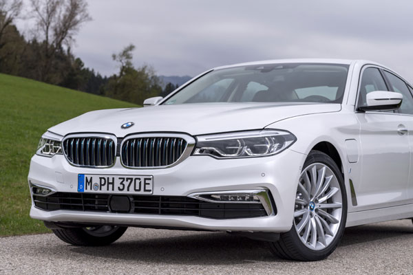 The new BMW 530e iPerformance