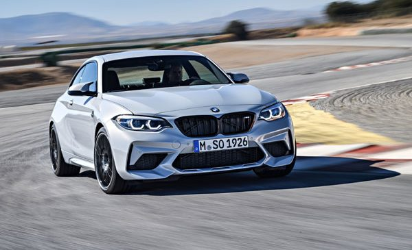 Noul BMW M2 Competition