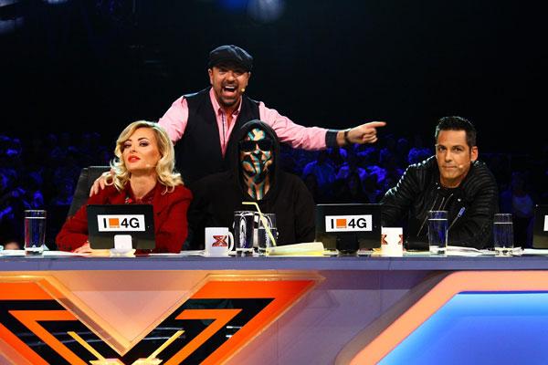 X Factor preselectii