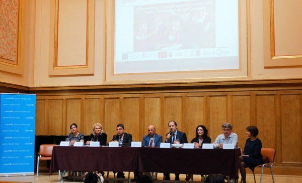 În cadrul Zilelor europene de sprijin parental și educație parentală, România împărtășește din exemplele sale de bună practică