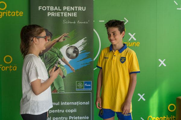 Ziua Fotbalului si Prieteniei