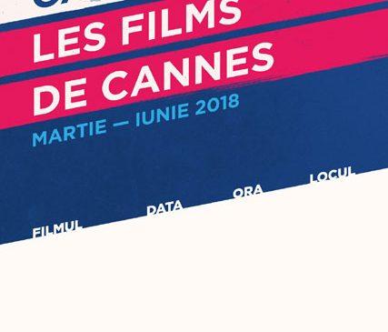 Caravana Les films de Cannes la Brașov, Sibiu, Bacău și alte orașe din țară