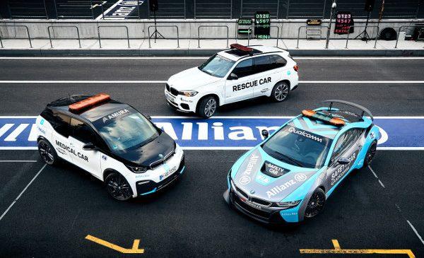 Parteneri puternici pentru evoluţia de acasă: BMW i prezintă FIA Formula E BMW i Berlin E-PRIX