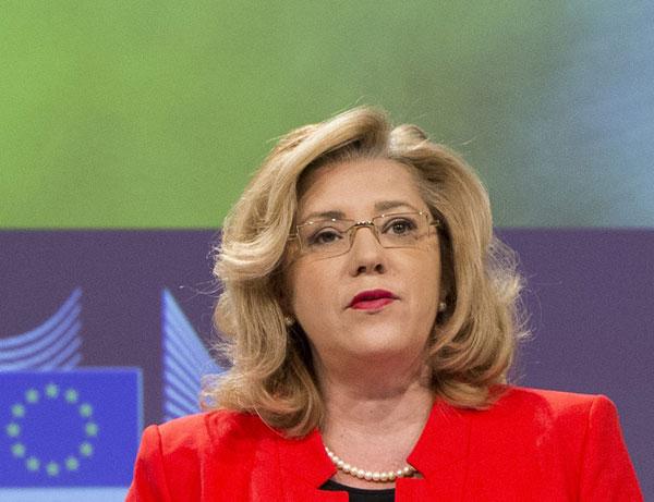comisar Corina Cretu 2018
