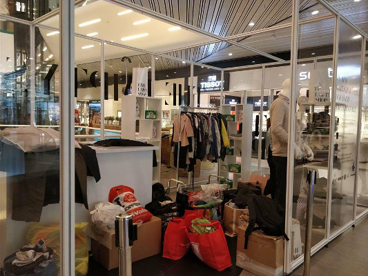 The Empty Shop Promenada