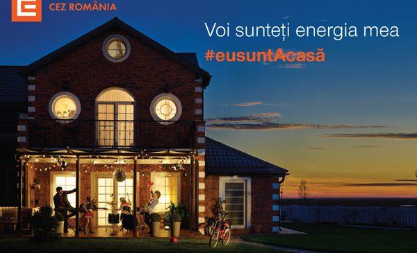 """Acasa – """"actorul principal"""" in noua campanie integrata de comunicare a Grupului CEZ in Romania"""