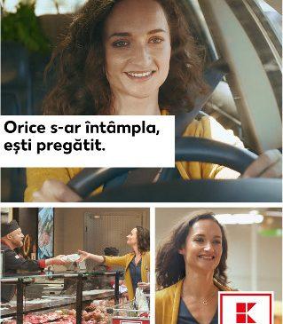 Kaufland România își reînnoiește sloganul și lansează o nouă campanie de brand