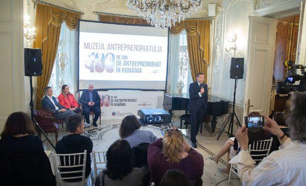 CITR Group lansează Muzeul antreprenoriatului: 100 de ani de antreprenoriat în România