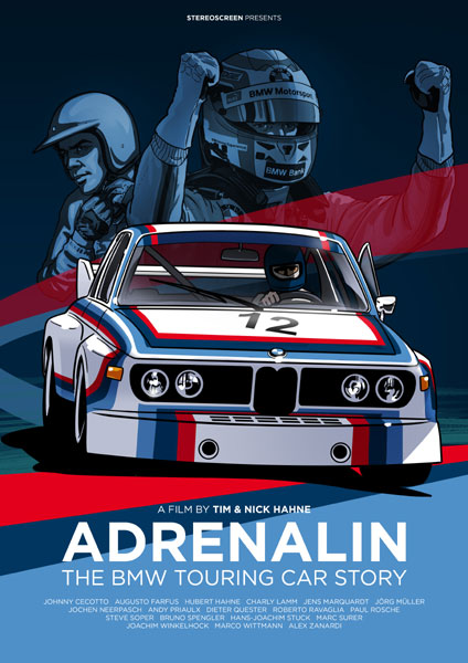 poster Adrenalin