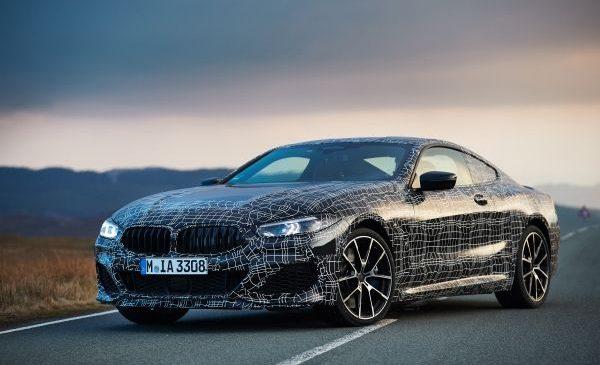 Noul BMW Seria 8 Coupe – anticipat de modelul de competiţie BMW M8 GTE