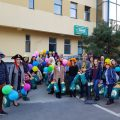 voluntari Piraeus Bank, Fa o fapta buna