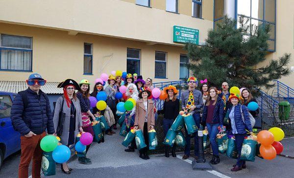 Comunitatea mesagerilor de fapte bune a Piraeus Bank este în creștere