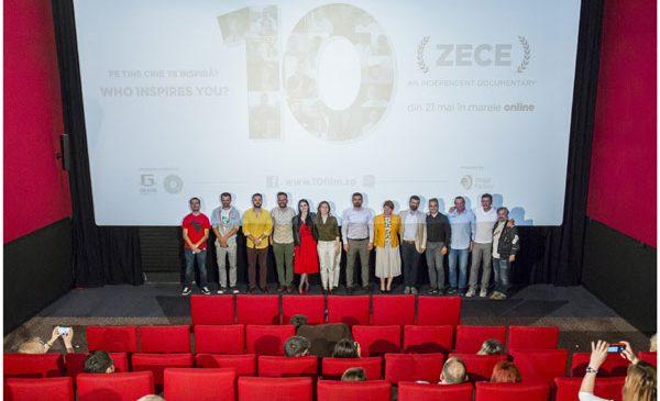 10 (ZECE), un film care va ajunge la toţi românii, din ţară şi din străinătate