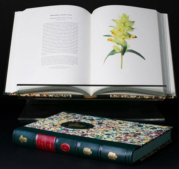 Album Florilegium, photo credit ICR London