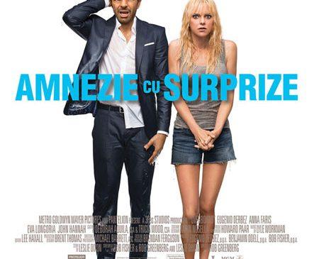 """Primăvara aceasta avem parte de """"Amnezie cu surprize"""" la cinema"""