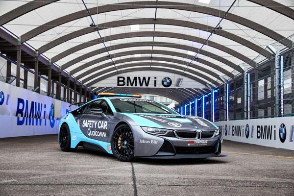 BMW i Berlin E-Prix