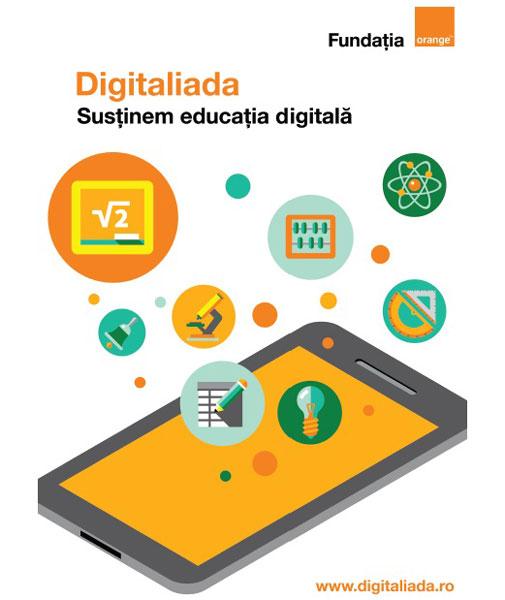 Digitaliada, Fundatia Orange