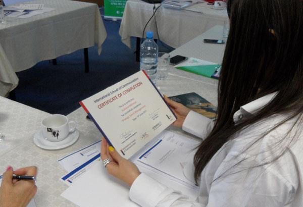 Diploma ISOC