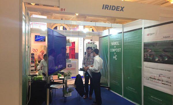 Soluții Iridex Group Plastic pentru o apă curată la ExpoApa