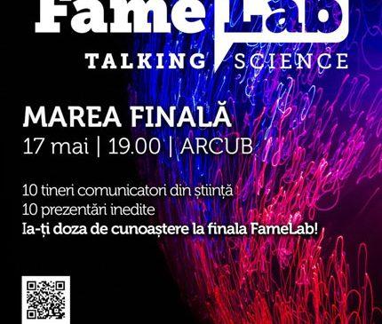 FameLab va desemna cel mai bun comunicator de știință din România