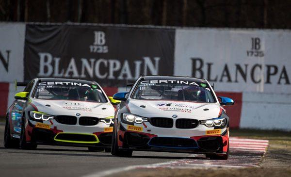 GT4 European Series: Răzvan Umbrărescu caută un plus de performanță la Brands Hatch