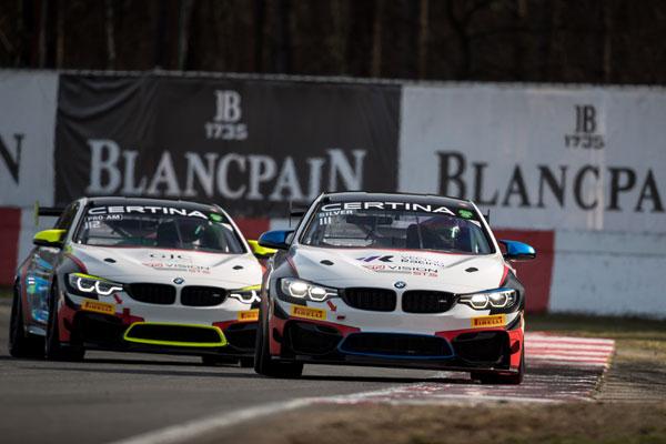 GT4 European Series, Razvan Umbrarescu cauta un plus de performanta la Brands Hatch