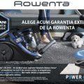Garantie Extinsa la Aspiratoarele Rowenta KV