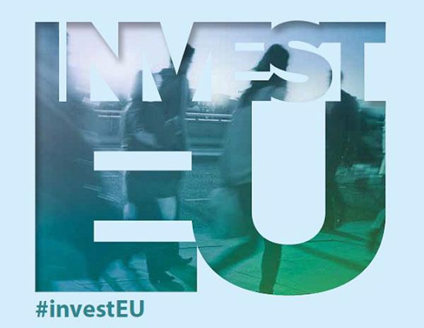 Invest EU square