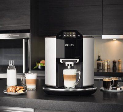 Krups Barista New Age, experiența unui coffee shop la tine acasă