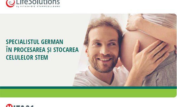 Specialistul german în procesarea și stocarea celulelor stem, acum și în România