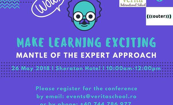 Make Learning Exciting sau Cum sa facem invatarea captivanta