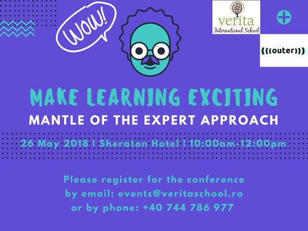 Make learning exciting