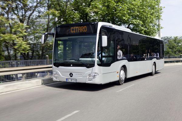 Mercedes-Benz Citaro in Berlin