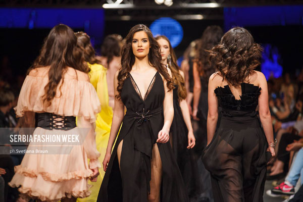 Monarh Design by Larisa Lupoiu @ Serbia Fashion Week 2018
