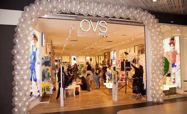 Primul magazin OVS Kids din București s-a deschis în Promenada