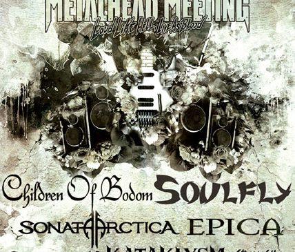 Opt nume noi la Metalhead Meeting, ultima saptamana de presale si bilete de o zi