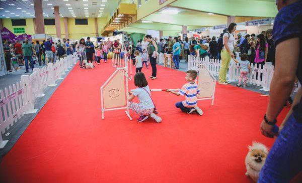 La aniversarea de 10 ani, PetExpo oferă distracție totală pentru familiile cu copii și animale de companie