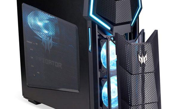 Acer anunță puternicele desktopuri de gaming Predator Orion 5000