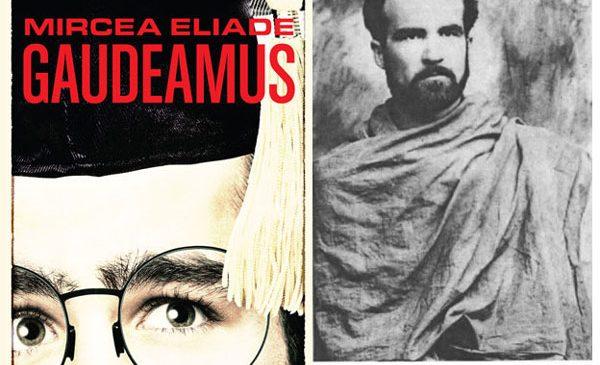 """Prima traducere a romanului """"Gaudeamus"""" de Mircea Eliade, lansată la ICR Londra"""