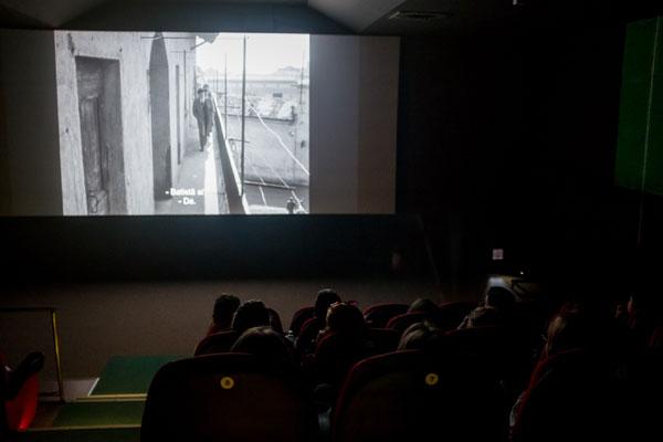 Proiectie cinema (gimnaziu), Alexandria