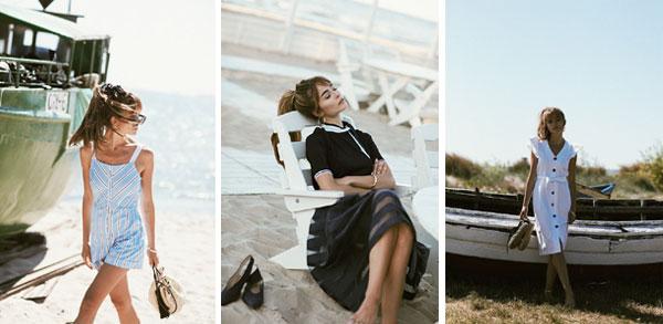 Riviera – Brigitte Bardot a zilelor noastre, sursa de inspirație pentru noua colecție Reserved