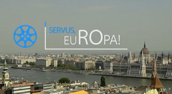 """Caravana """"SERVUS, Europa!"""" – la Televiziunea Română"""